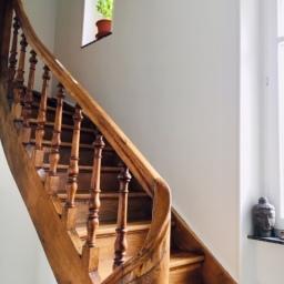 escalier ©Canopée Asbl.